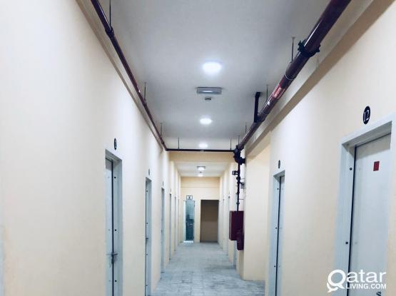 56,52,96,126&240 ROOMS CAMP FOR RENT IN INDUSTRIAL AREA