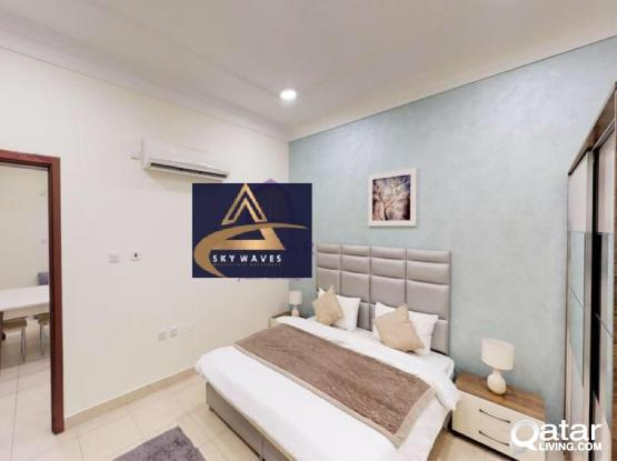 No Commission! Fully Furnished 1 BHK Available in Mamoura Near by Dar Al Salam Mall