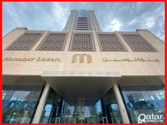 New Retail Space available in Lusail