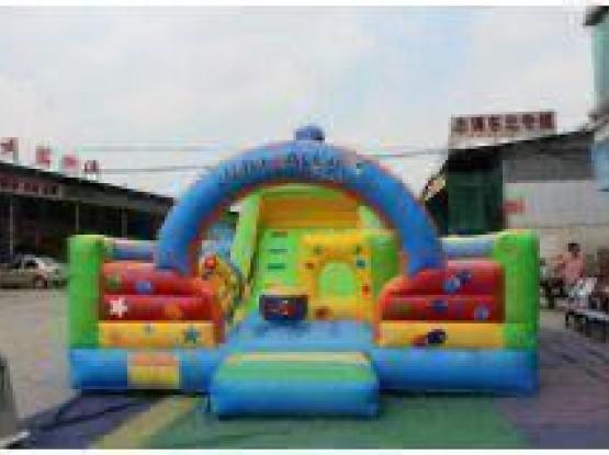 Air bounce castles-ملاعب صابونية وبرك ونطاطيات