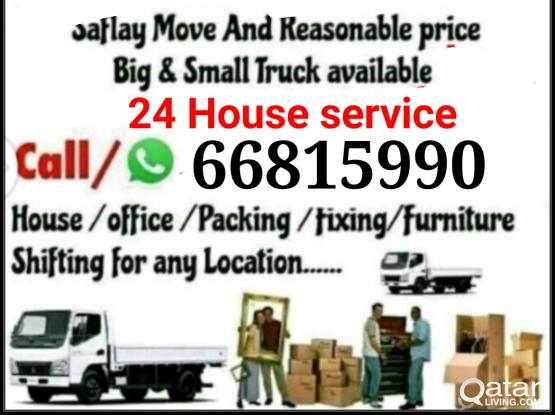 We do all shifting and moving. Please call 66815990