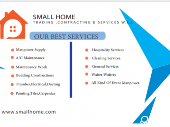 Cleaning And Part Time Daily Services.MB(31692215)