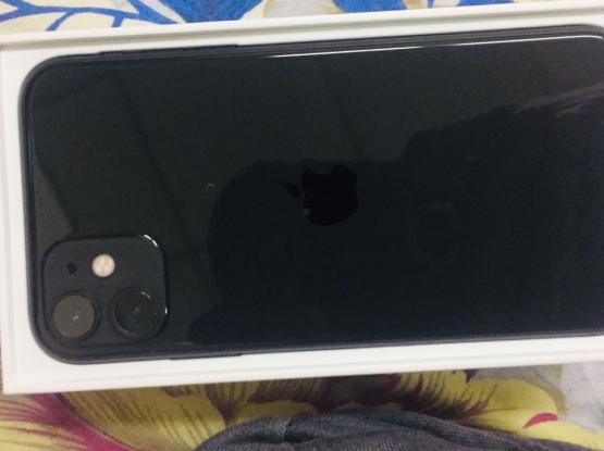 IPHONE 11 -64GB Black