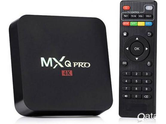 MXQ PRO Android 7.1 KODI 17.3 Amlogic S905W 1GB/8GB 4K TV BOX
