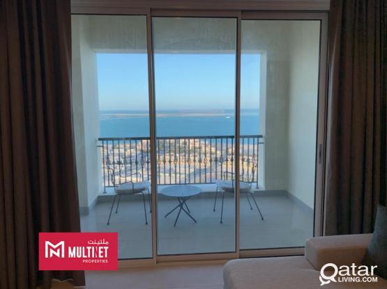 Ff 4 Bedroom Beach View @Viva Bahriya Utilities Included