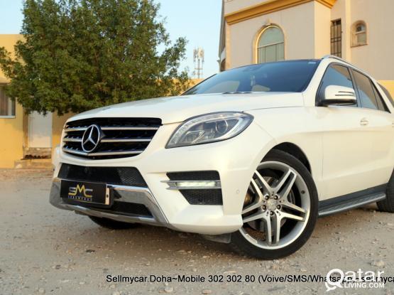 Mercedes ML 350 2013