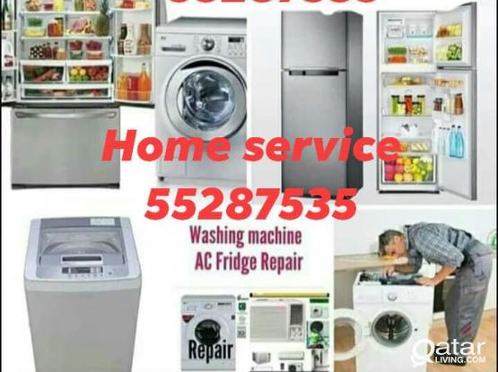 FRIDGE, A/C AND WASHING MACHINE REPAIR 55287535 QA