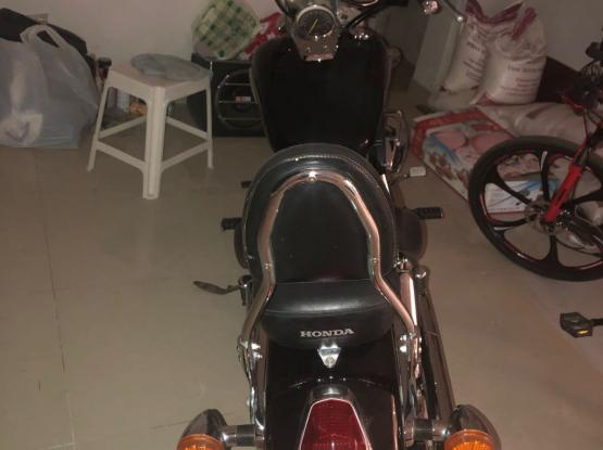 Honda Bikes Shadow 2012