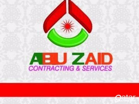 MANPOWER & HOSPITALITY SERVICES CALL 974 55722652 Email:-abuzaidservices@gmail.com