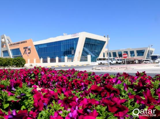 Available For Rent  Offices and Shops situated in Ras Laffan Industrial City