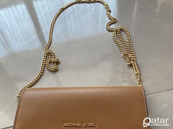 Michael Kors Clutch Bag ( 100% Authentic )