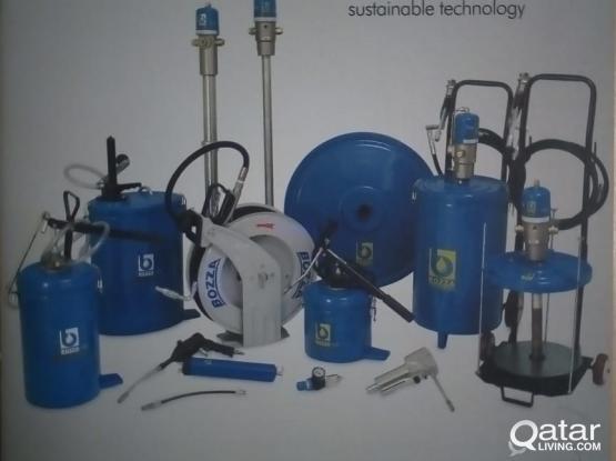 Bozza - Lubrication & Supply