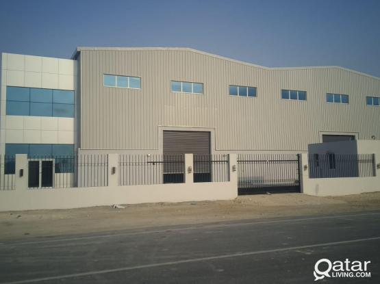 BRAND NEW WAREHOUSE FOR RENT AT BIRKATH AL AWAMER