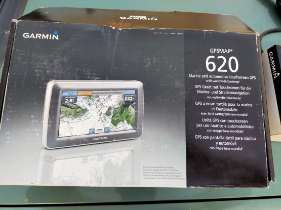 Garmin GPSmap 620 off/onshore (free delivery)