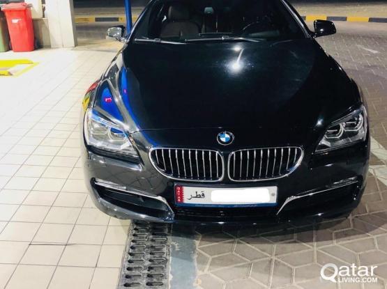 BMW 6-Series 640 i 2013