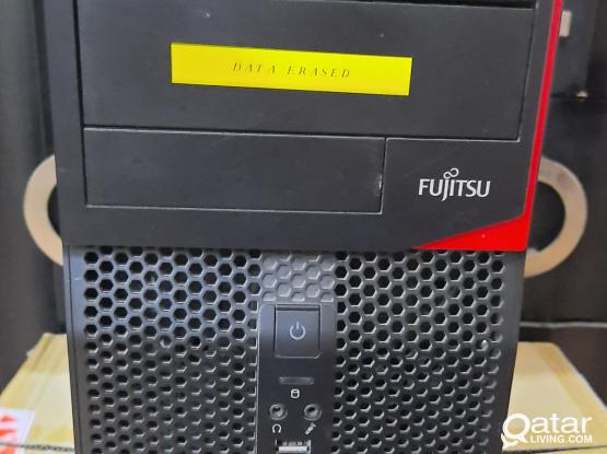 Dekstop Fujitsu Mi4w Processor:intel core i5 vpro