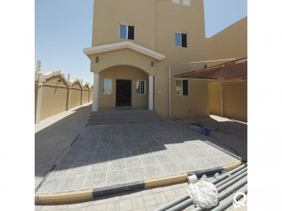 BRAND NEW COMPOND VILLA FOR RENT IN GHARAFA
