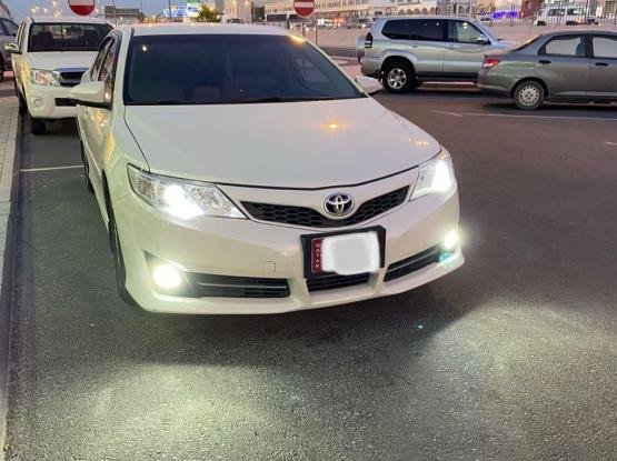 Toyota Camry GL 2013