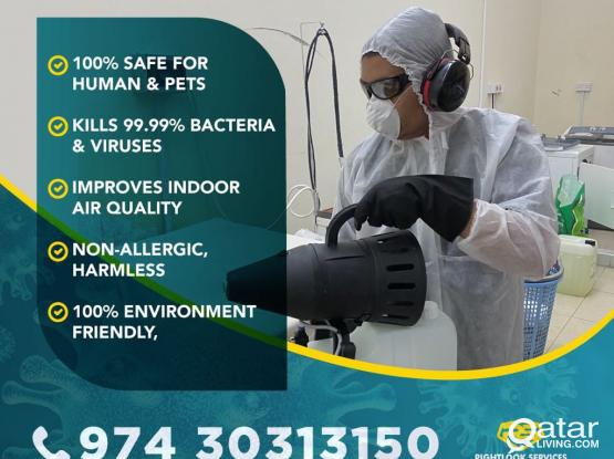 Disinfectant & Sanitation Service