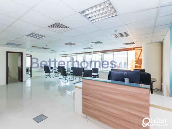 Spacious Office Space in C- Ring Road