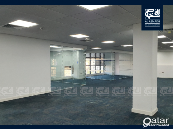 Office Space For Rent on the Corniche Road