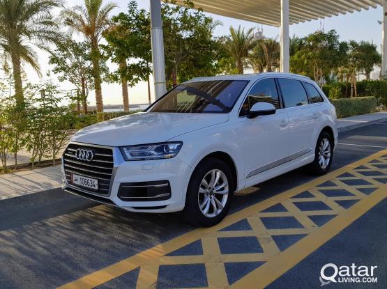 Audi Q7 4.0 TFSI 2016