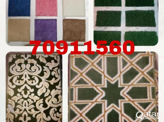 I am selling all model carpet and plastic with fixing call me- 70911560