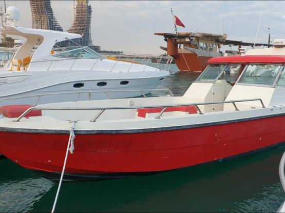 Gulf craft 33ft