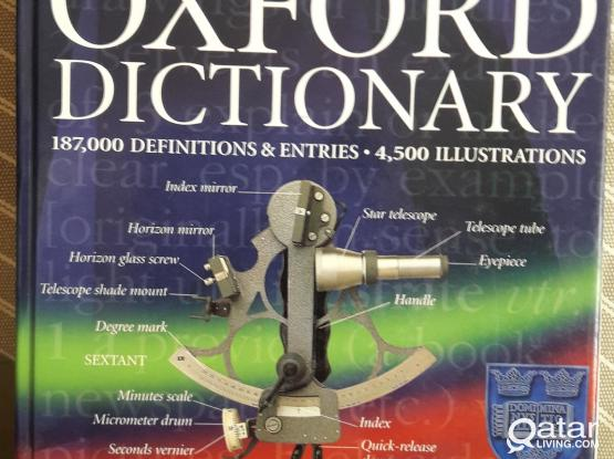 Oxford Illustrated Picture Dictionary (NEW)