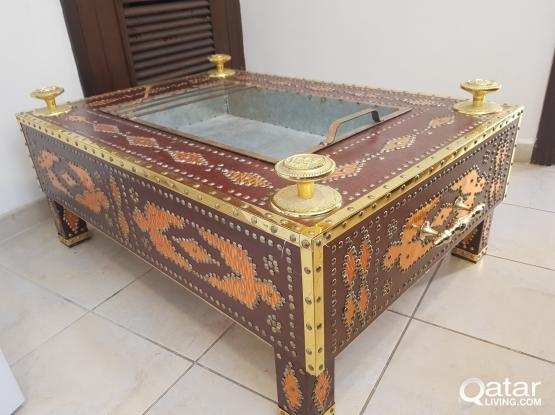 LUXURY MAJILIS TABLE