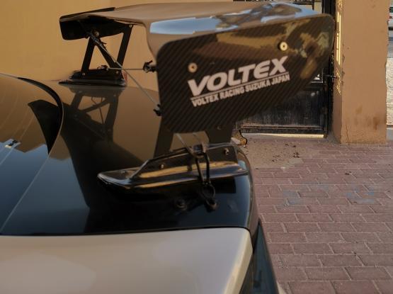 Voltex Racing Carbon Fiber Wing (Negotiable)