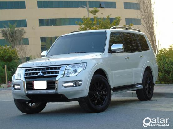 Mitsubishi Pajero 4X4 For Rent -Full Options- Free Delivery
