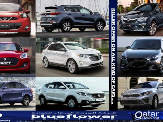 KILLER OFFER ON ALL KIND OF CARS...2020,2019,2018