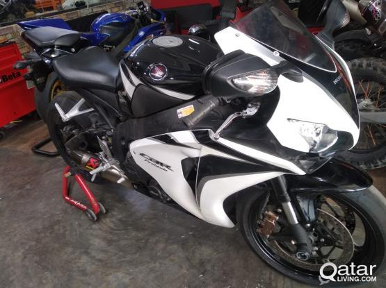 Honda Bikes CBR 2010