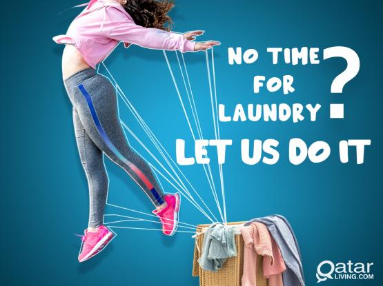 HYGIENIC LAUNDRY - FREE PICKUP AND DELIVERY