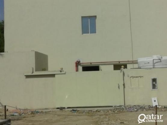 Brand New Labor Camp (45 Rooms) For Rent In Industrial Area.