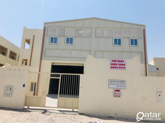 New Labor Camp + Warehouse + Garage 3in1 Building at St. 38 Industrial