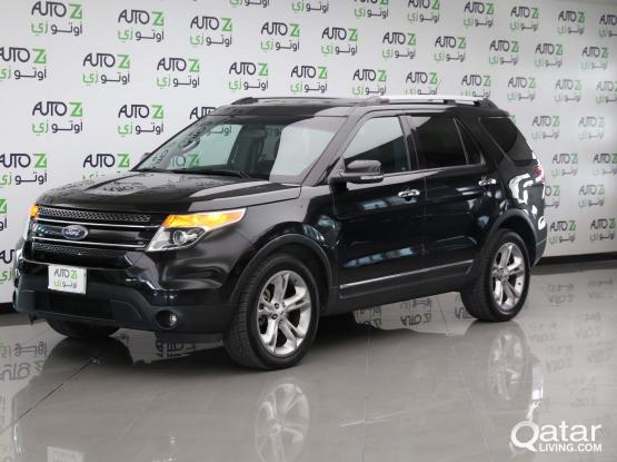 Ford Expedition Limited 2013