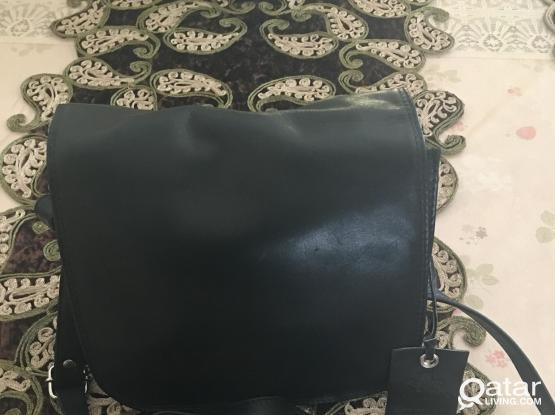 Rowallan genuine leather bag brand New
