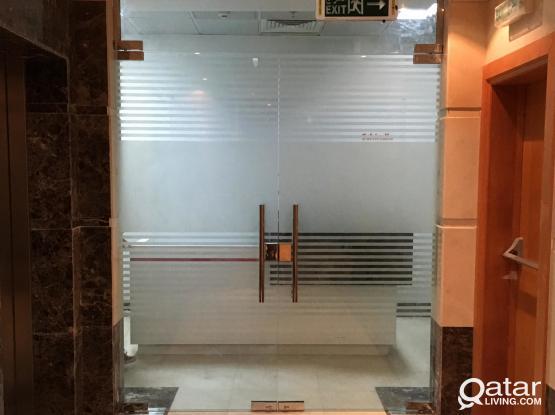 Glass Door Maintenance