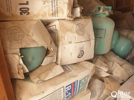 R134a gas cylinder for sale