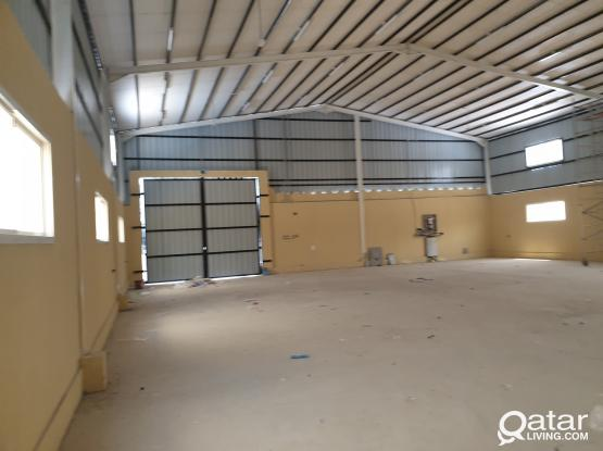 Warehouse in berkat alawameer