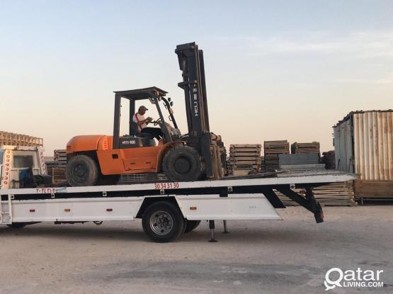 10 ton Forklift for rent