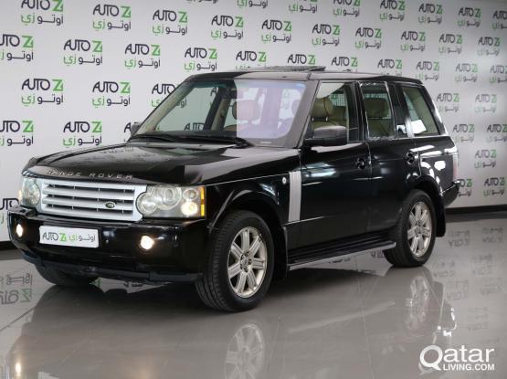 Land Rover Range Rover HSE 2006