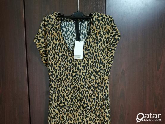 Zara long dress, size S. NEW