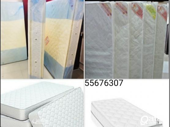Brand New mattress any size available what's app 55676307