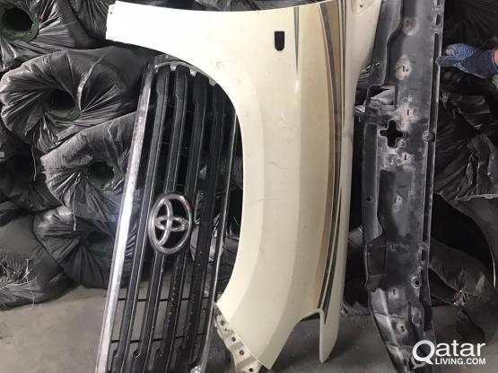 Land cruiser car parts