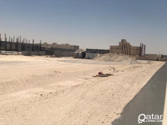 land in al khore near rasal affan