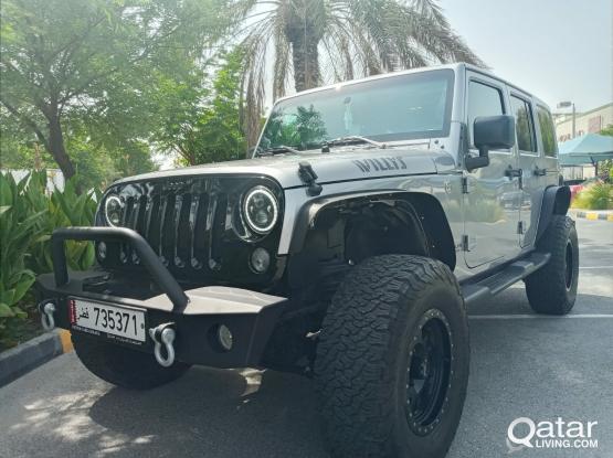 Jeep Wrangler Standard 2017