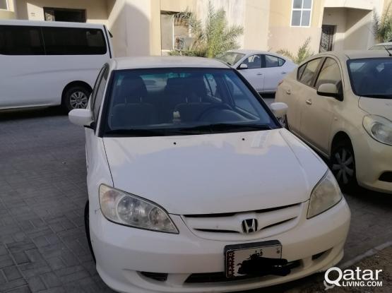 Honda Civic EX-L 2005